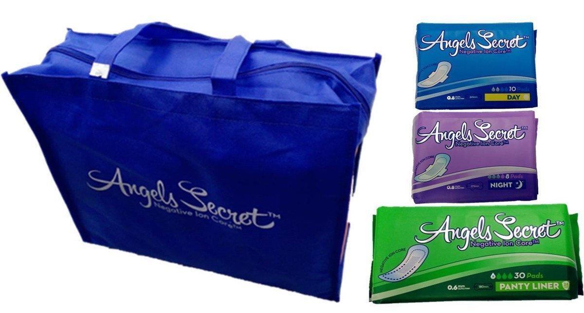 Sanitary pad for women
